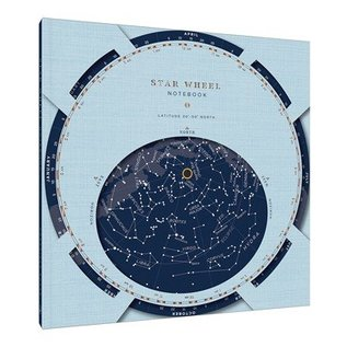 Chronicle Books Star Wheel Notebook