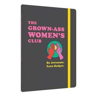 Chronicle Books Grown-ass Women's Club Journal