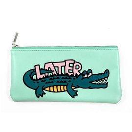 Valley Cruise Later Gator Pencil Bag