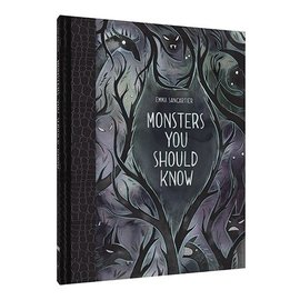 Chronicle Books DNR Monsters You Should Know