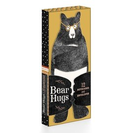 Chronicle Books Bear Hugs Boxed Notes