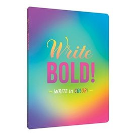 Chronicle Books Write Bold! Journal
