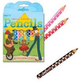 EEBOO:  Small Color Pencil (ASST)