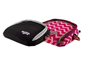 BUBBLEBUM INFLATABLE PORTABLE BOOSTER:  BLACK