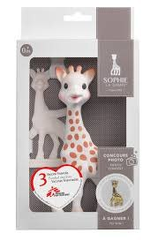 CALISSON CALISSON: GIFT CASE SOPHIE THE GIRAFFE AWARD