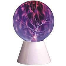HEEBIE JEEBIES HEEBIE JEEBIES:  Tesla's Lamp USB Plasma Ball