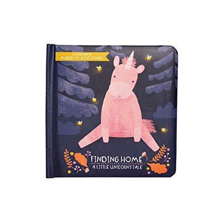 Finding Home - A Little Unicorn's Tale Board Book
