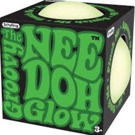 SCHYLLING: Glow In The Dark Nee Doh