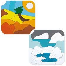 HAPE: Freezing & Scorching Puzzle