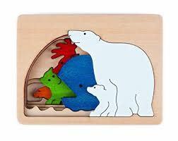 HAPE: Polar Puzzle