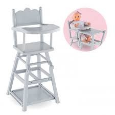 "COROLLE: 14""' & 17'' High Chair"
