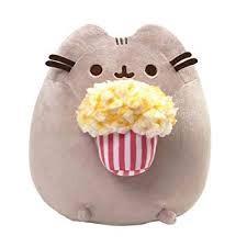 GUND: Pusheen Snackable Popcorn 9.5