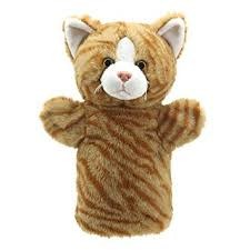 THE PUPPET COMPANY: Cat (Ginger)