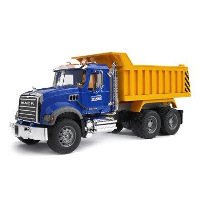 BRUDER: MACK Granite Dump Truck