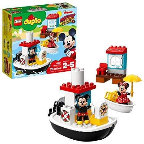 LEGO DUPLO Disney TM Mickey's Boat