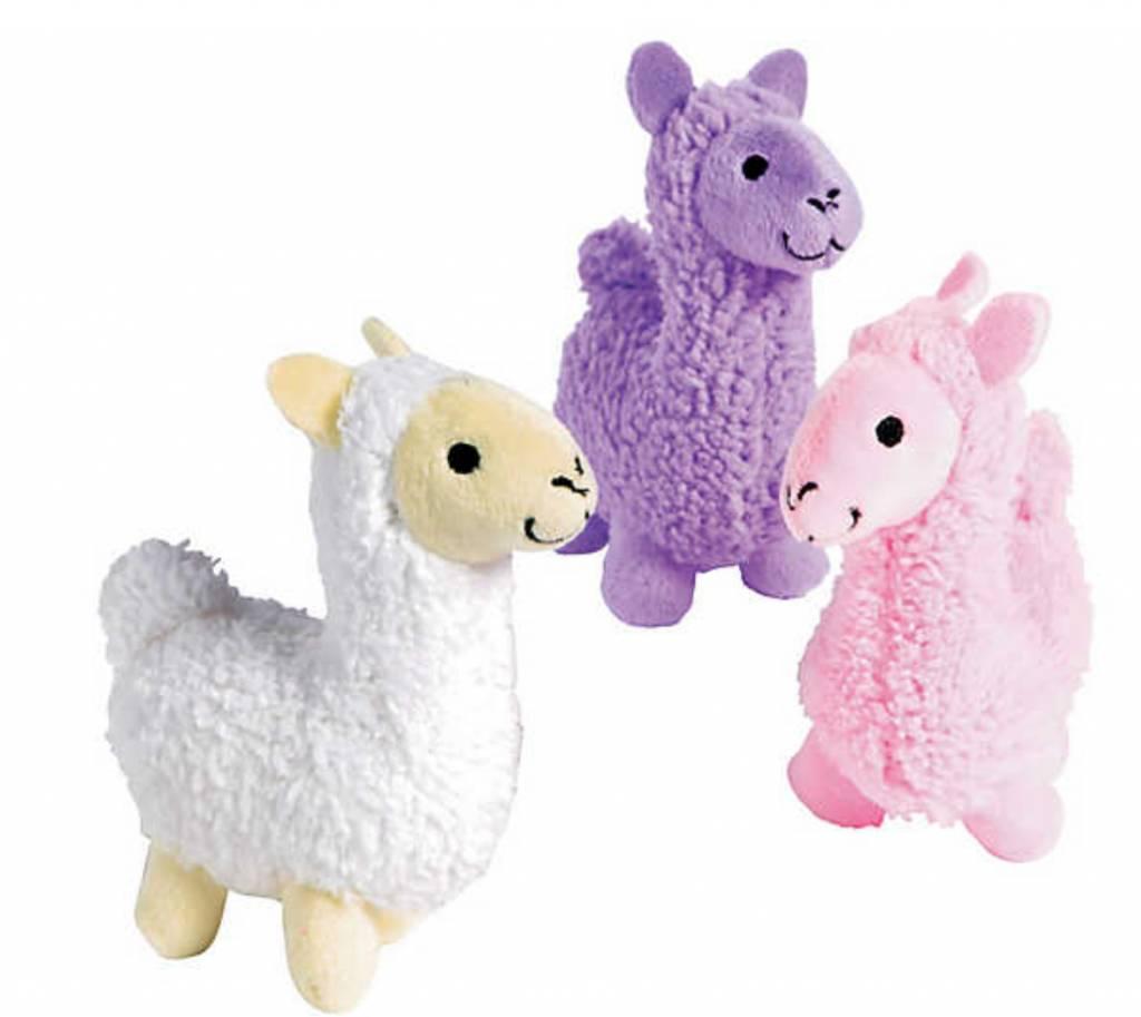 FUN EXPRESS Valentine Llama Plush Exchange