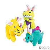 FUN EXPRESS Easter Dino Plush