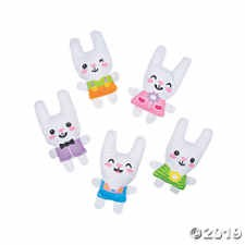 FUN EXPRESS Mini Plush Bunnies