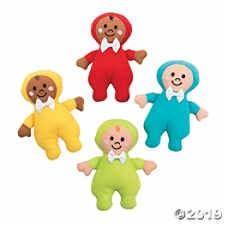 FUN EXPRESS Plush Baby Dolls