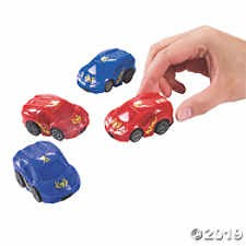 FUN EXPRESS Heart Pullback Racer