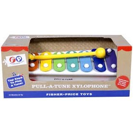 FISCHER PRICE Pull A Tune Xylophone