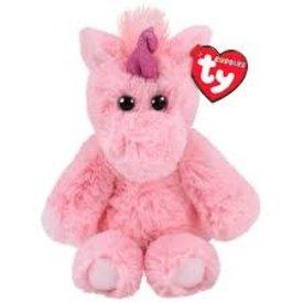 TY: ESTELLE - pink unicorn med