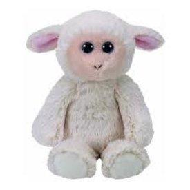 TY: RACHEL - white lamb reg