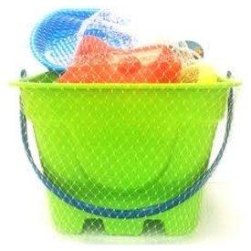 4Pc Beach Bucket Set