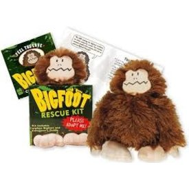 PETER PAUPER Bigfoot Rescue Kit