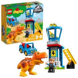 LEGO DUPLO: T. rex Tower