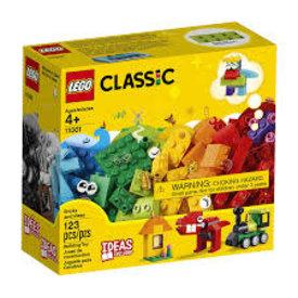 LEGO: Bricks and Ideas