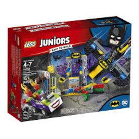 LEGO: The Joker Batcave Attack