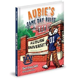 MASCOT BOOKS AUBIE'S GAME DAY RULES