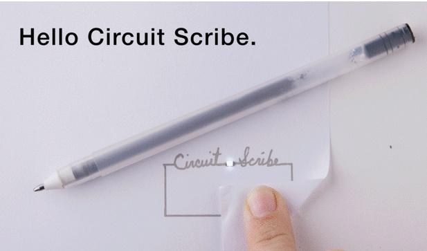 ELECTRON INKS CIRCUIT SCRIBE PEN