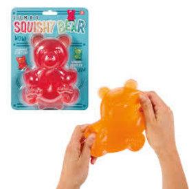Toysmith TOYSMITH: JUMBO SQUISHY BEAR