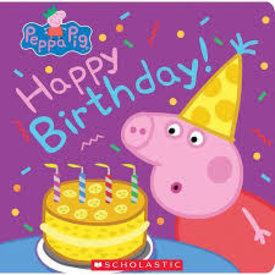 PEPPA PIG: HAPPY BIRTHDAY!