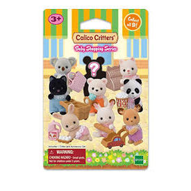 Calico Critters CALICO CRITTERS:  BABY SHOPPING SERIES (BLIND BAG 1 OF ASST)