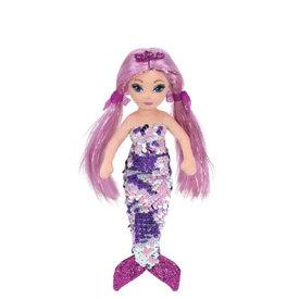 TY:  LORELEI - sequin purple mermaid reg