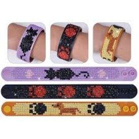 "Diamond Dotz Pet Print Bracelet 1 X "" 3 Pack"