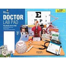 Ben Franklin - Doctor Lab Pad