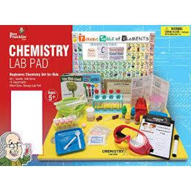 Ben Franklin - Chemistry Lab Pad