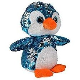 "10"" Sequin Penguin (pink) (not as pictured for color)"
