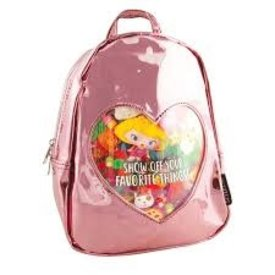 FASHION ANGELS: Pink Mirror-SWAG- Mini Backpack
