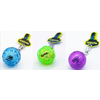 TANGLE:  NIGHTBALL KEYCHAIN BALLS (1 OF ASST COLOR)