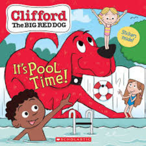 Clifford: It's Pool Time!