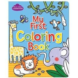 COTTAGE DOOR PRESS My First Coloring Book