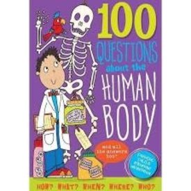 PETER PAUPER 100 Questions about the Human Body
