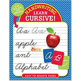 PETER PAUPER Learn to Write Cursive!