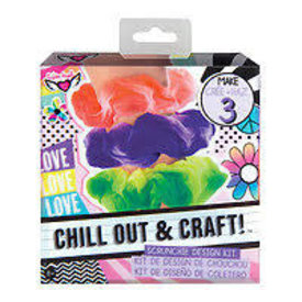 Fashion Angels: Chill Out & Craft Scrunchies Design Kit