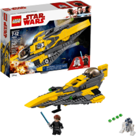 Lego: Anakin's Jedi Starfighter
